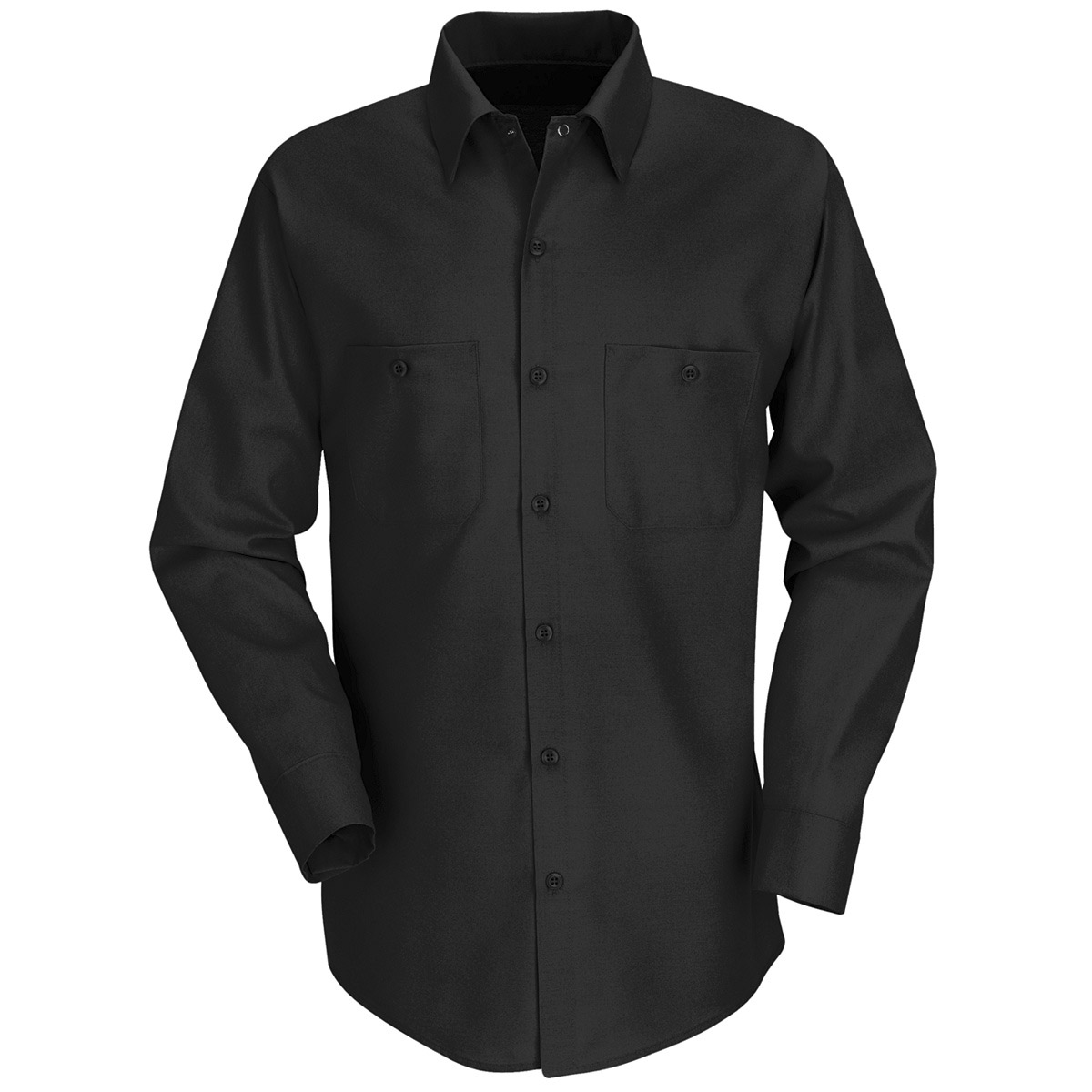 Red Kap® Men's Long-Sleeve Work Shirt