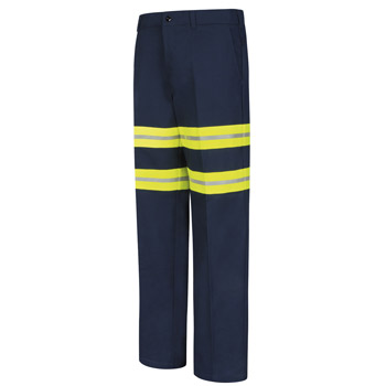 Red Kap® Enhanced Visibility Cotton Work Pant