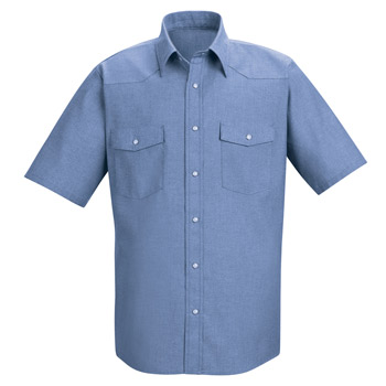 Men's Deluxe Western Style Shirt