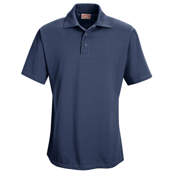 Specialized Pocketless Knit 50/50 Blend Solid Shirt