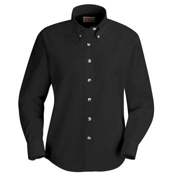 Women's Poplin Dress Shirt