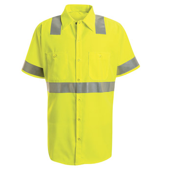 Hi-Visibility Work Shirt - Class 2 Level 2